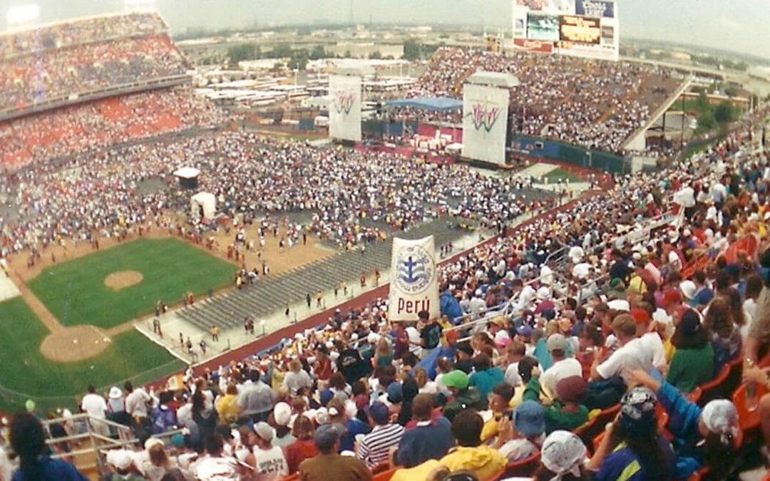 Jornada Mundial de la Juventud 1993 – 25 años después.